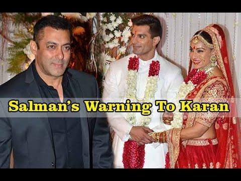 Here's How Salman Khan Reacted On Bipasha Basu's Wedding To Karan Singh Grover