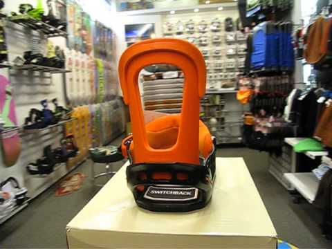 Switchback Binding 2014 2014 Switchback Jaeger Baily