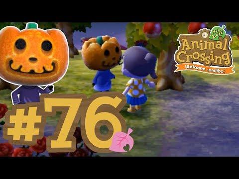 Jakob sucht Halloweenschergen! #76 - ANIMAL CROSSING: New Leaf | 3DS