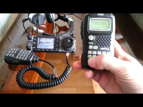 icom ic-7000 vs skaut