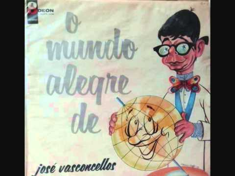 O mundo alegre de José Vasconcelos
