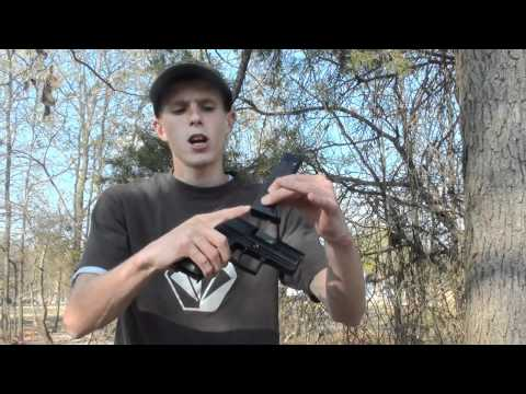 TSD/HFC M166 Full Auto Gas BlowBack Airsoft Pistol Review