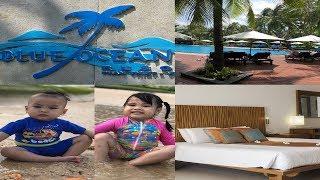 Trải Nghiệm Blue Ocean Resort Mũi Né Phan Thiết - Gia Đình Sâu Sóc Đi Du Lịch Hè 2019