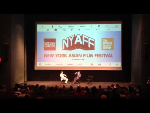 2013 New York Asian Film Festival - Director Andrew Lau (Part 2)