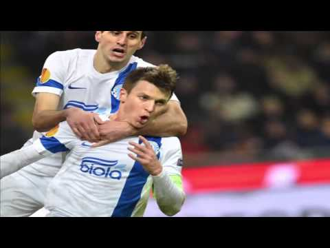 Inter Milan vs Dnipro Dnipropetrovsk 2-1 All Goals & Highlights HD Europa League