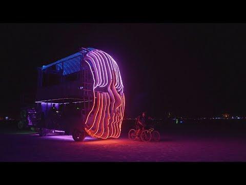 Burning Man 2017: The Human Game, 4k