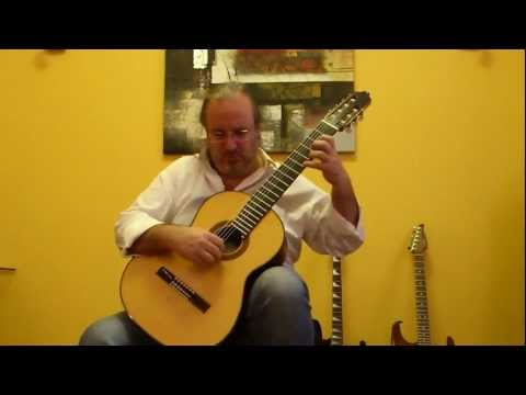 Matteo Carcassi Etude No 23 Op.60