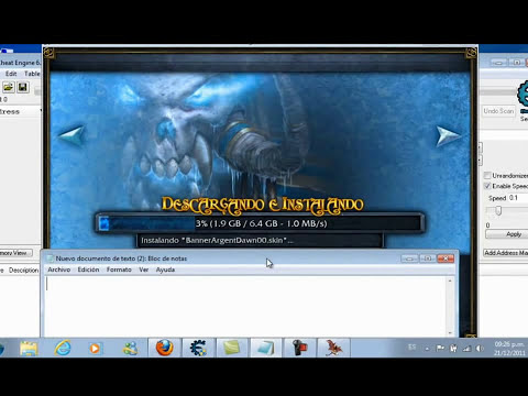 Acelerar descarga de World of Warcraft (WoW)