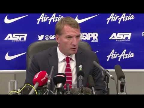 Liverpool boss Brendan Rodgers talks Mario Balotelli and says Luis Suarez is
