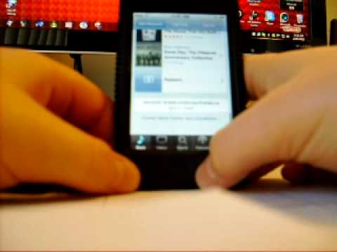 Ipod Touch 3g Review video