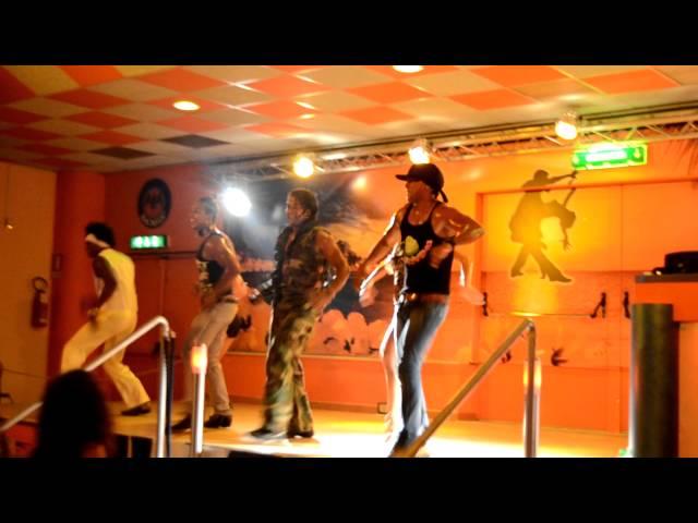 Caraibe: balli salsa a Roma : video musica latino americana