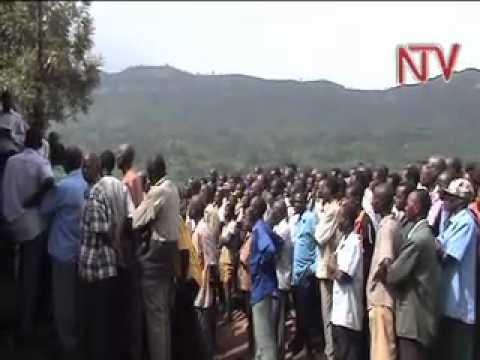 Landslide alert after Mt Elgon cracks
