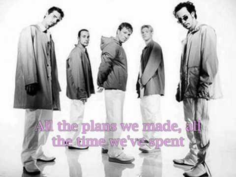 Over Her Backstreet Boys Lyrics