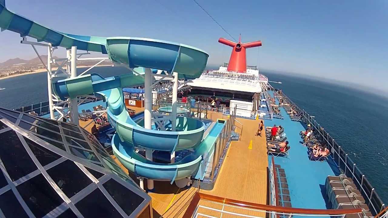 Carnival Splendor Cruise 2012 Youtube