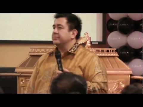 Pdt. Gilbert Lumoindong STh - 10th Anniversary Bethany Philadelphia USA, March 2012