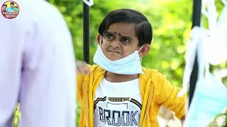 CHOTU DADA MASK WALA | छोटू दादा मास्क वाला | Khandesh Hindi Comedy | Chotu Comedy Video