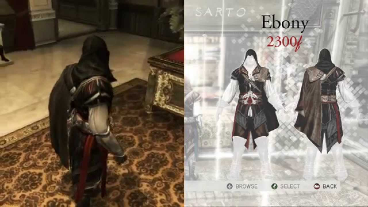 assassins creed 2 clothes forl237 amp venice youtube