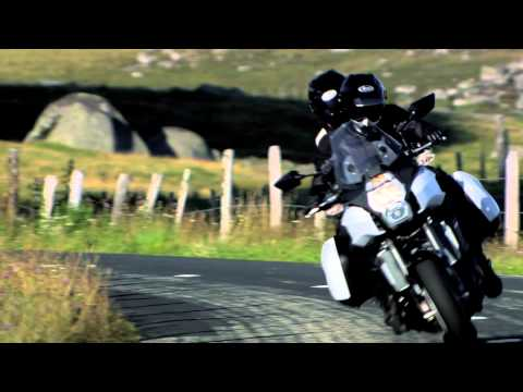 Kawasaki Versys 1000 Official video