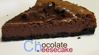 Pay de Chocolate (Chocolate Cheesecake)