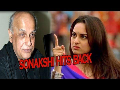 AIB FIR: Sonakshi Sinha slams Mahesh Bhatt's statement