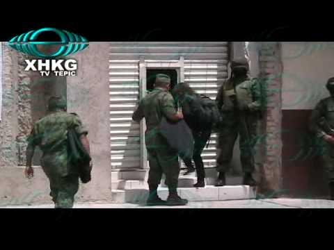 XHKG tv ( Atentado contra la empresa XHKG )