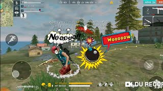 #FREE FIRE Ranked game play Best Moment's (Ak47 and Mp40)
