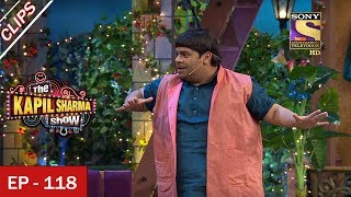 Baccha Yadav: The Sportsman - The Kapil Sharma Show - 2nd July, 2017
