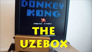 Uzebox / EUzebox Retro Open Source Video Game Console DIY 8-Bit