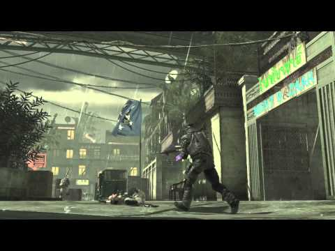 Call of Duty: Modern Warfare 3 - Multiplayer Trailer - World Premiere