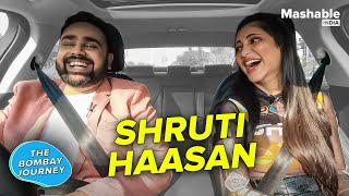 The Bombay Journey - Episode 4 ft. Shruti Haasan | Mashable India