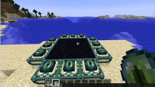 How to Make an End Portal in Minecraft 1 9 4