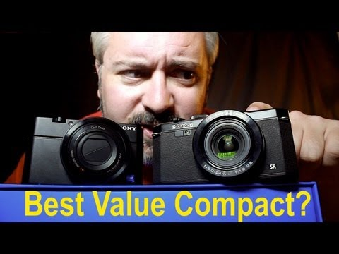 Pentax MX-1 Review - Worlds Best Value Compact? (+ RX100 Vs MX1 )