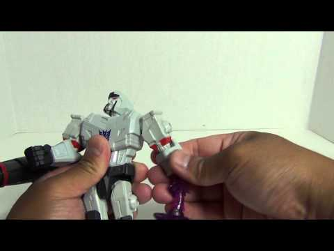 MEGATRON | Transformers Hero Mashers Action Figure Feview