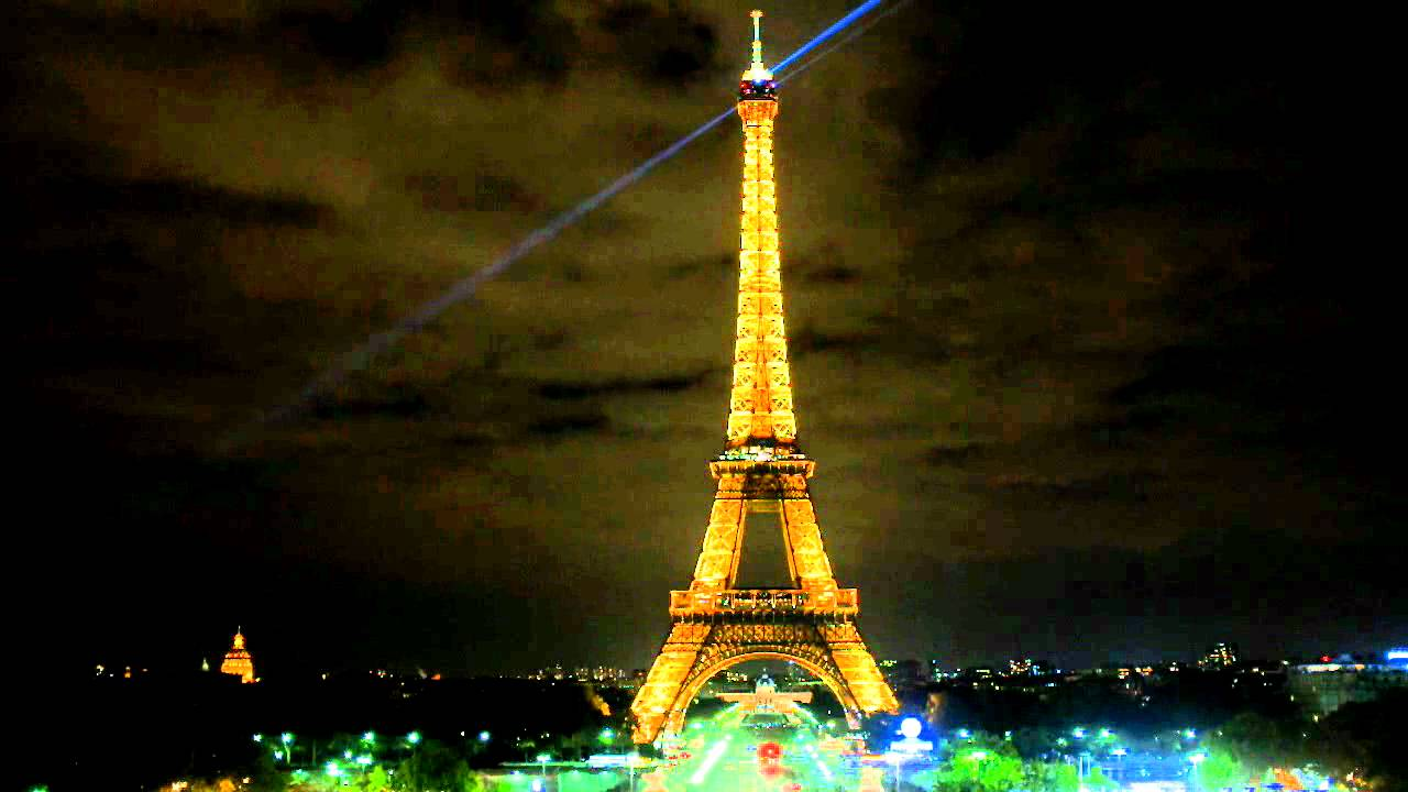 Paris Eiffel Tower Photography at Night Eiffel Tower at Night