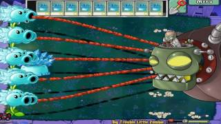 PLANTS VS ZOMBIES DR. ZOMBOSS`S REVENGE