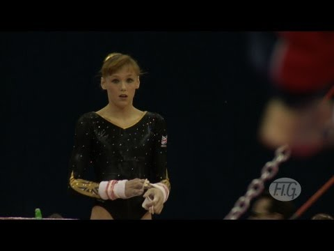 Olympic Qualifications London 2012 -- Rebecca TUNNEY (GBR) - UB