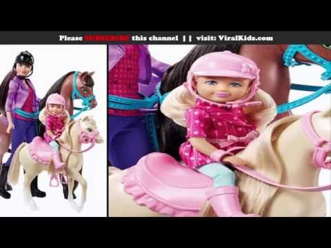 Barbie And Her Sisters In A Pony Tale - Horse Adventure video