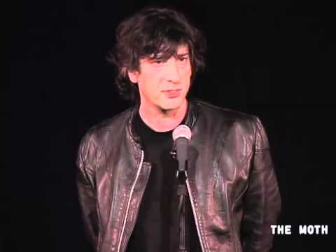 The Moth Presents Neil Gaiman: Liverpool Street