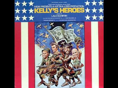 Kellys Heroes - Burning Bridges (Re-Recorded)