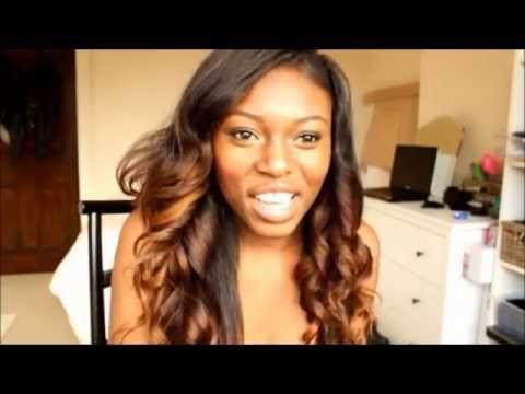 DIY TUTORIAL HOW TO HONEY DIP HAIR(OMBRE INSPIRED)