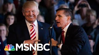 Trump Says He Was Never Warned About Flynn. (He Was... Repeatedly) | The 11th Hour | MSNBC