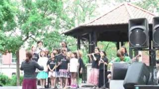 Every Kid Choir sings Shalom My Friend