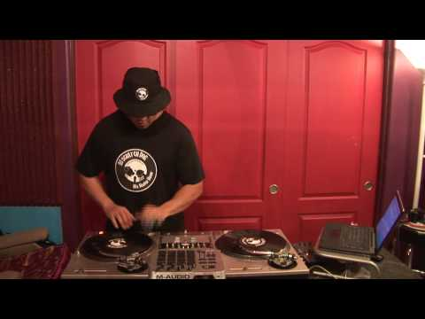 BEE GEES  Scratch Session (Masta Hanksta)