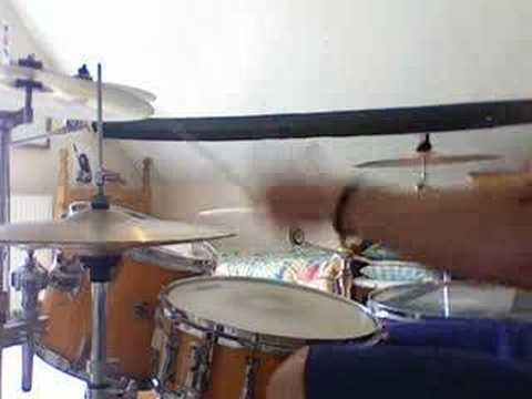 Joy.Discovery.Invention. - Biffy Clyro - Drum cover