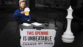 UNDEFEATED OPENING? | GM Aman Hambleton