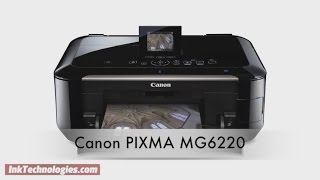 Canon PIXMA MG6220 Instructional Video