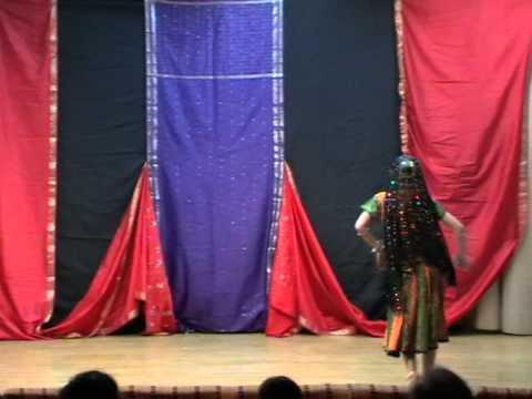Barso Re Megha Megha by Victoria Anisimova Tarang Moscow Kathak...
