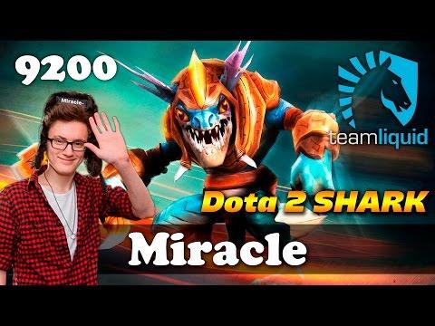 Miracle Shark Slark | 9200 MMR Dota 2