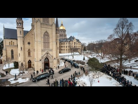 Reflections of Rev. Theodore Hesburgh's Funeral Mass