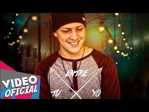 Derick Xander - Entre Tu y Yo [Lyric Video] ★Estreno★ | NUEVO 2016 HD